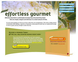 Effortless Gourmet